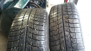 Michelin xice 3 winter tires