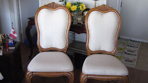 Beautiful European Chairs West Island Greater Montréal image 1