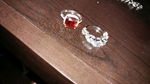 Size 6 rings