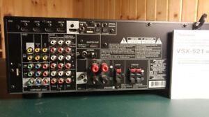Récepteur audiovisuel multi-canaux Pionner VSX-521-K