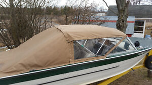CANVAS AND SAIL REPAIRS - CENTRAL ONTARIO