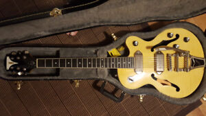 Re-released '55 Epiphone Wildkat AN Semi-hollow body with Bigsby