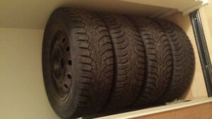 Winter Tires R 14