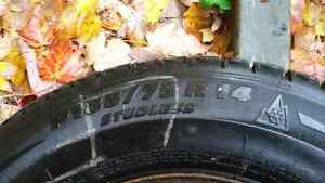 Micheline Winter Tires and Rims West Island Greater Montréal image 4