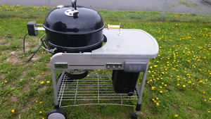 Weber Performer BBQ with Rotisserie