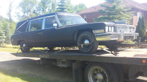 Hearse wanted