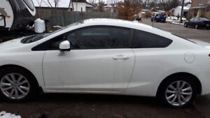 2012 Honda Civic Ex-L fully loaded
