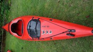 Kayak de mer Prijon Calabria 15 pieds avec 400$ d'équipement