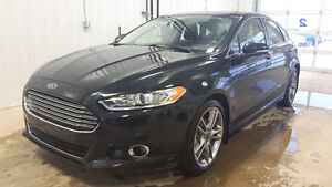 **2014 Ford Fusion Titanium AWD, $171 Biweekly, Safety complete