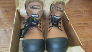 New mens safety work boots size 12