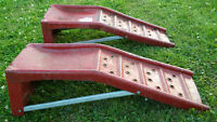 2 ATV/Cars/Lawn Tractors Ramps for Sell