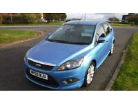 Ford Focus2009.1.6 Zetec S,Alloys,Bodykit,Full Service History,Immaculate