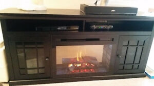 Dimplex Electric Fireplace Media Console