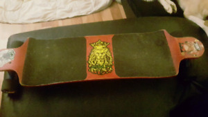 Longboard landyachtz switch 40