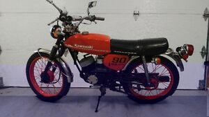 Kawasaki g3 ss 1973