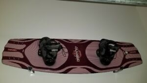 O'BRIEN WAKEBOARD 141 - THE DEMENTED