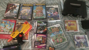 Retro systems and games. Some rare