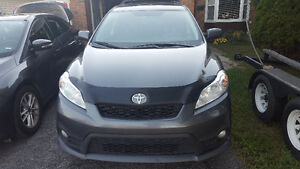 2011 Toyota Matrix Model S Hatchback