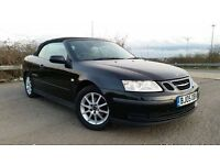 Sabb convertible 7 service stamps new mot very good condition 2 kyes
