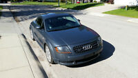 2004 Audi TT Coupe (2 door) <10000 kms on New Engine