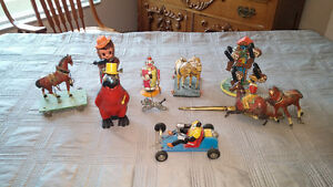 figurines $200 or best offer