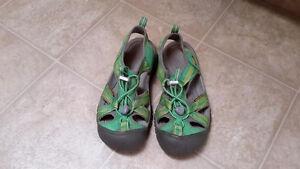 Keens sandals e