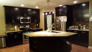 Beautiful custom built home in South Glens. Available to rent im