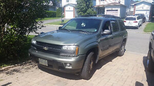 2005 Chevrolet Trailblazer LS 4x4 SUV, Crossover