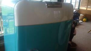 nice old fridge