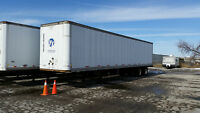 STORAGE TRAILER, STORAGE CONTAINER