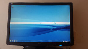 """Used 20"""" Acer LCD Computer Monitor for Sale"""