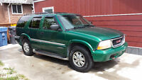 1999 GMC Jimmy SLT SUV