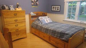 mobilier de chambre d'enfant