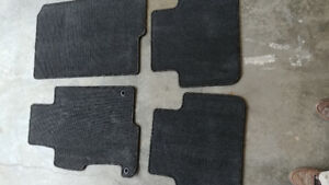 2009 Honda Accord - Factory floor mats