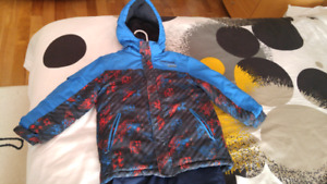Winter suit for 7 y.o.