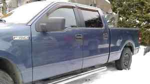 Reduced!! From $9500.00 2006 F 150 4 x 2 180000 Kms  Supercrew Gatineau Ottawa / Gatineau Area image 3