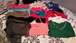 Medium Womens Shirt Lot