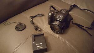Panasonic Camera and Tripod bundle