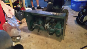 """SNOW BLOWER MURRAY 27"""" FOR SALE"""