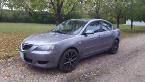 2006 Mazda Mazda3 GS, Safetied, not rebuilt and great shape