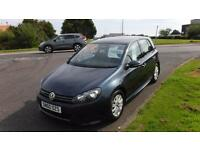 VOLKSWAGEN GOLF1.6 S TDI BLUEMOTION(60)PLATE,ALLOYS,AIR CON,1 PREVIOUS OWNER,FSH