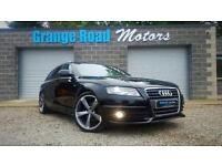 2010 07 AUDI A4 2.0 AVANT TDI S LINE SPECIAL EDITION 5D 141 BHP DIESEL