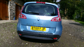 image for LOOK 2010 Renault Scenic NEW MOT Expression 1.5 DCI 6 Speed Manual.