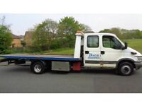 RECOVERY TRUCK WANTED
