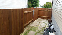 New Fence or repairs to existing