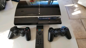 Playstation 3 PS3 plus many great games and accessories