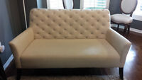 Pair of Love Seats - Perfect Condition!