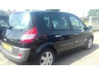 2004 Renault Scenic 1.6 cc (..NOW £575 to clear )