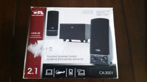 Computer Sound System