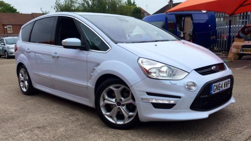 2014 ford s max 2 0 tdci 163 titanium x sport manual diesel mpv in bury manchester gumtree. Black Bedroom Furniture Sets. Home Design Ideas
